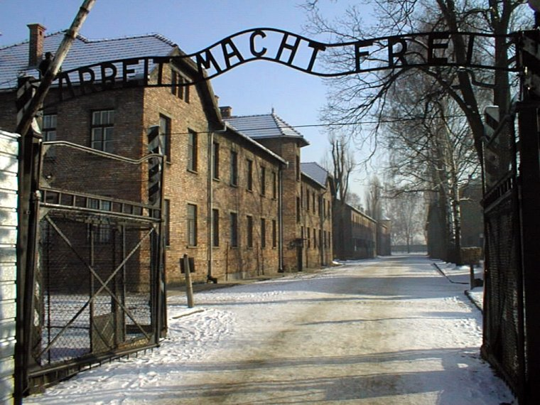 auschwitz-i-the-gate-with-the-inscription-arbeit-macht-frei_2photograph-by-ryszard-domasik