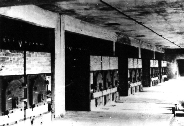 auschwitz-ii-birkenau-concentration-camp-gas-chamber-and-crematorium-ii-the-furnaces-ss-photograph-1943