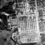 auschwitz alianckie zdjecie lotnicze wiosna 1944